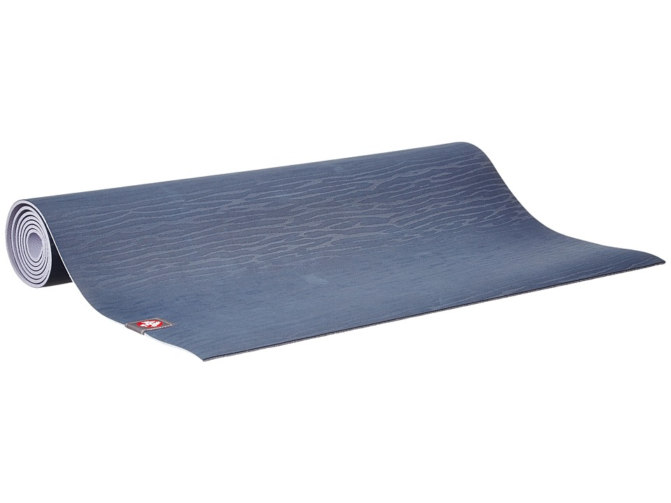 Manduka - eKO Lite Mat 4mm Yoga Mat (Midnight) Athletic Sports Equipment