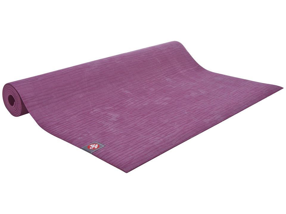 Manduka eKO Lite Mat 4mm Yoga Mat Acai Athletic Sports Equipment