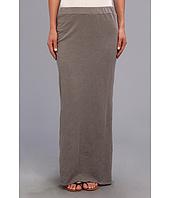 Michael Stars - Slub Jersey Maxi Skirt w/ Slit