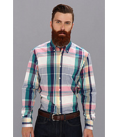 Gant Rugger - India Madras E-Z Original Button Down