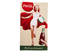 Home Source International - Coke Retro Girl Beach Towel (Assorted) - Home