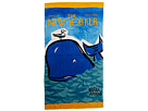 Home Source International - Whale Beach Towel (Assorted) - Home