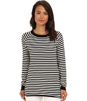 BCBGeneration - Stripe Boyfriend Sweater