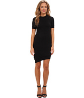 BCBGeneration - S/S Asymmetrical Hem Dress