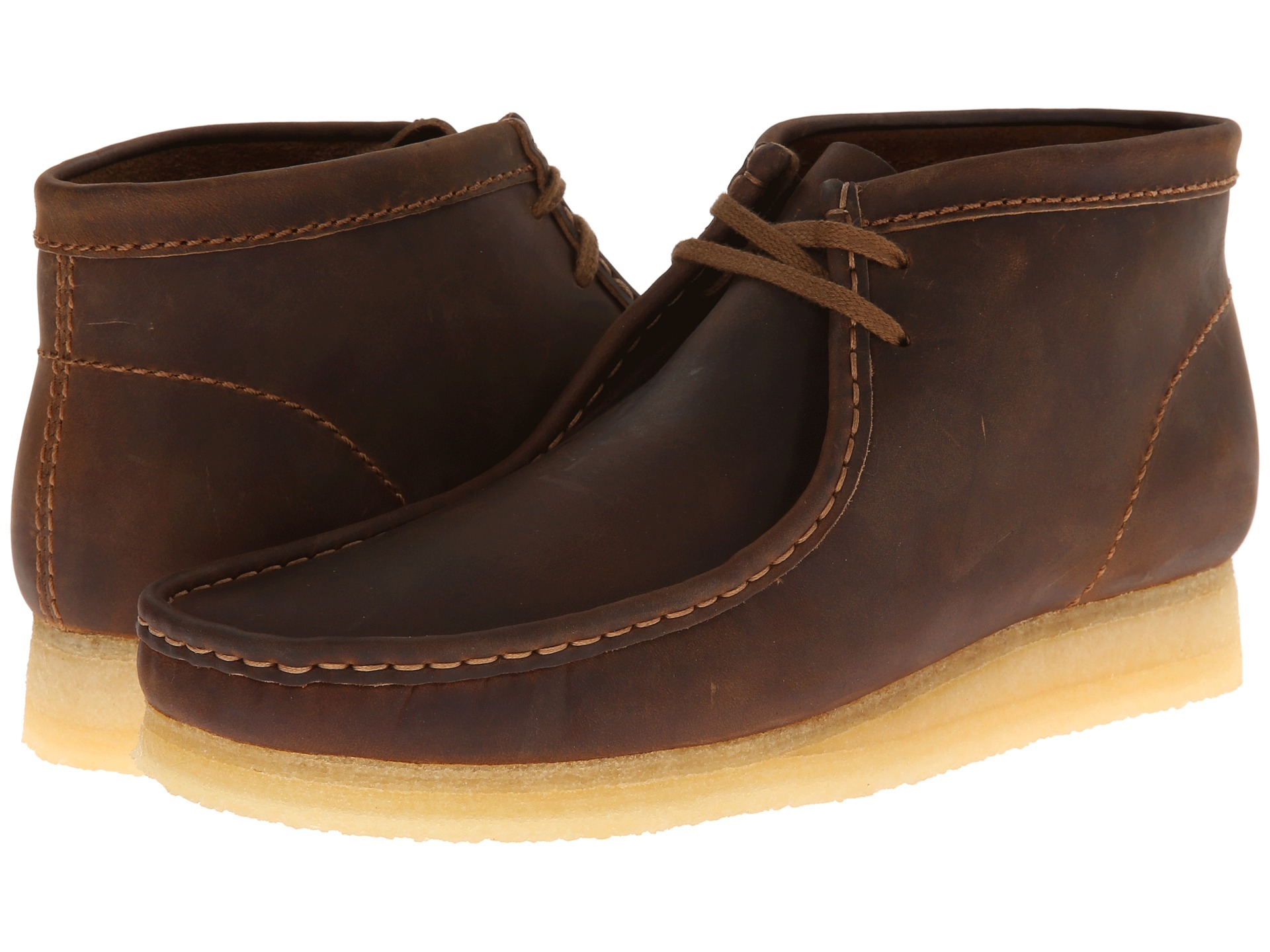 Clarks Wallabee Boot Zappos Com Free Shipping Both Ways