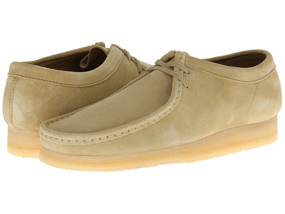 Clarks Wallabee (Maple Suede) Men