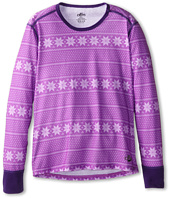 Hot Chillys Kids - Midweight Print Top (Little Kid/Big Kid)