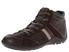 Geox U New Compass B Abx 2 (Coffee/Brown) Men's Waterproof Boots