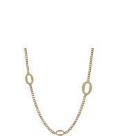 COACH - Short Oval Link Necklace
