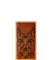 M&F Western - Filagree Tooled Rodeo Wallet
