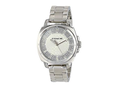 COACH Boyfriend Small 34MM Bracelet Watch