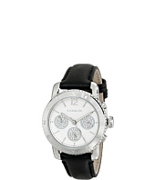 COACH - Legacy Sport 36MM Leather Strap Watch