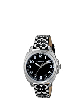 COACH - Boyfriend Small 34MM Signature Strap Watch
