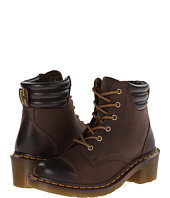 Dr. Martens - Alexandra 6-Eye Padded Collar Boot