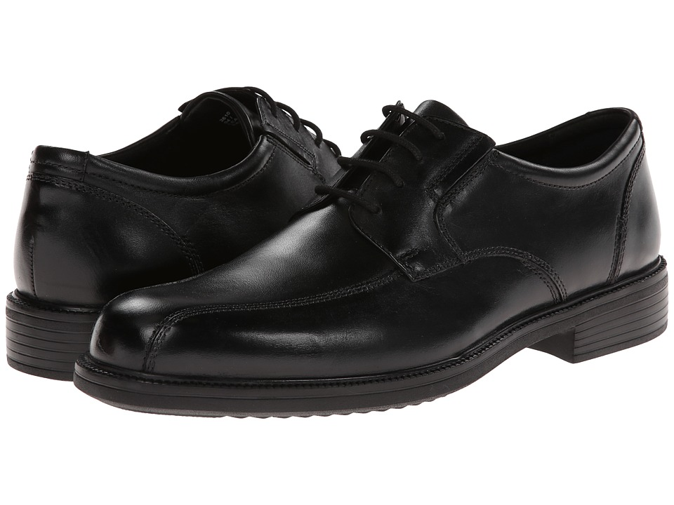 Bostonian - Bardwell Walk (Black Leather) Mens Shoes