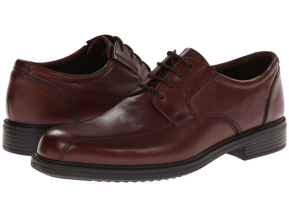 Bostonian Bardwell Walk (Brown Leather) Men's Shoes