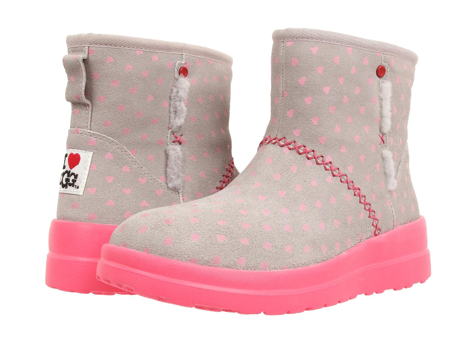 ugg heart boots