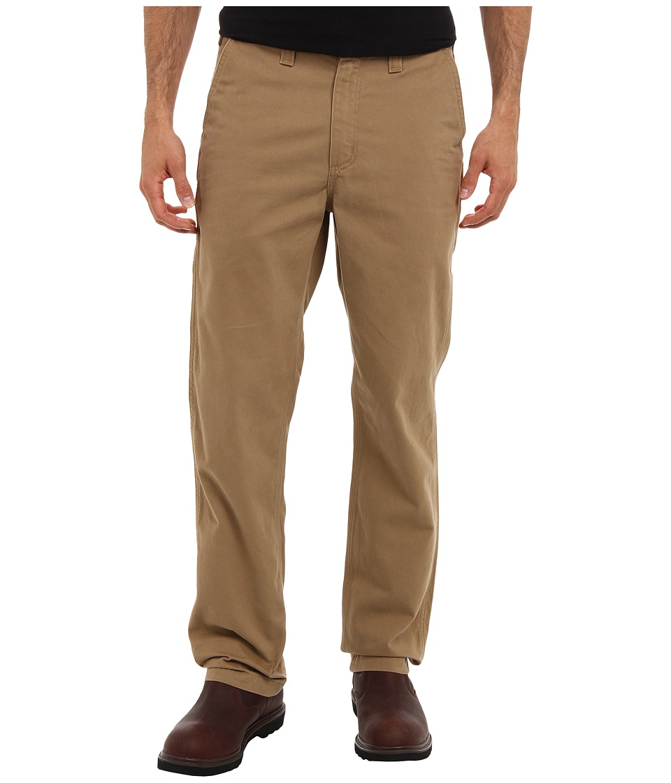Carhartt Rugged Work Khaki (Dark Khaki) Men's Casual Pants