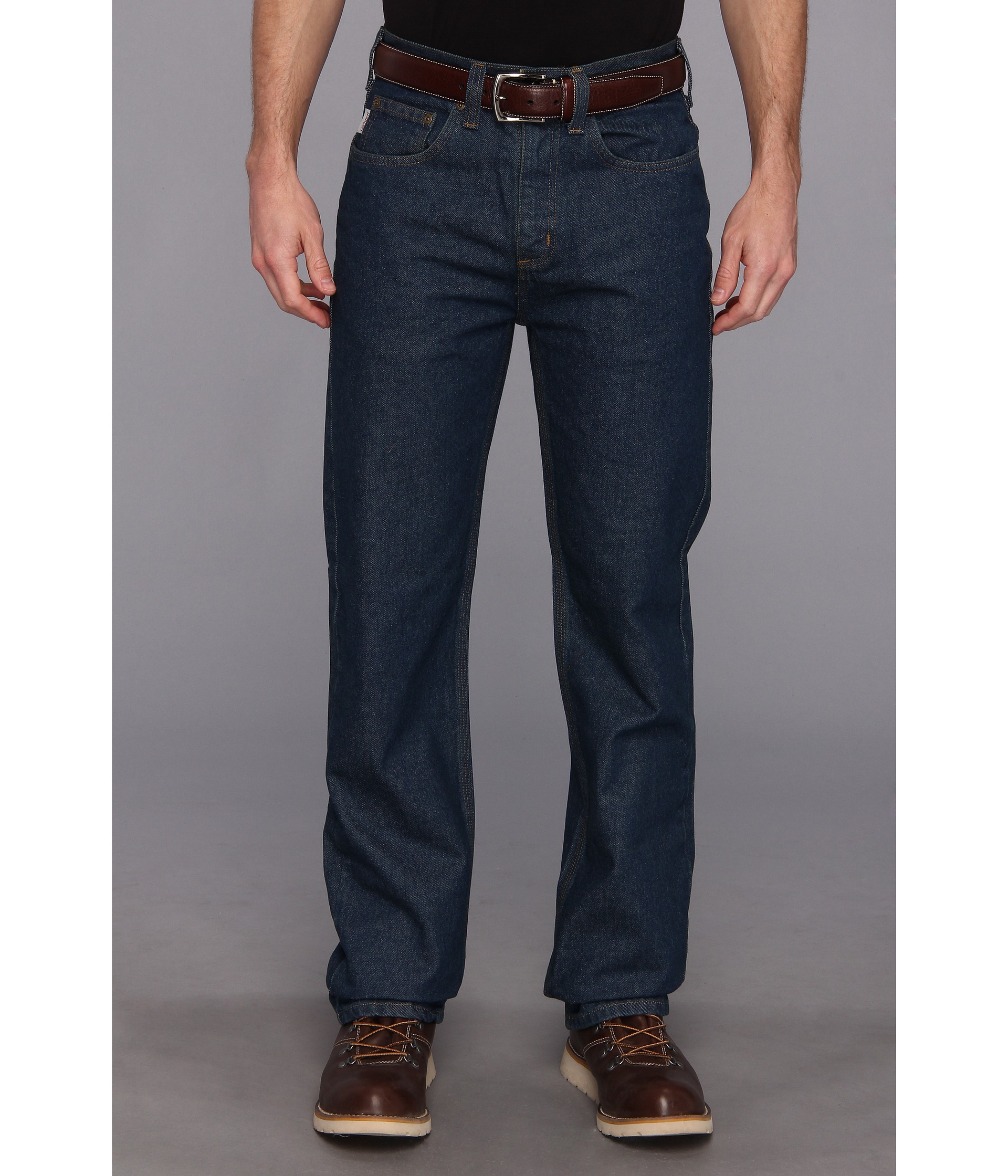 relaxed fit mens jeans Men at 6pm.com