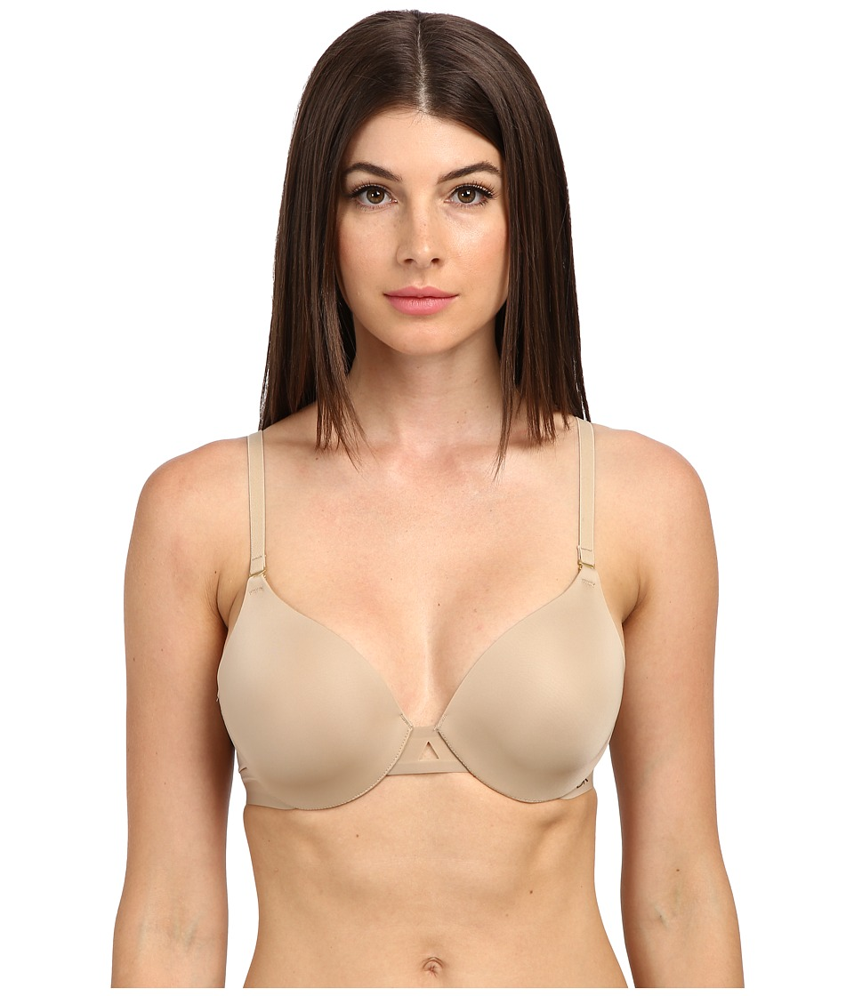 Donna Karan Sensuous Body Full Coverage T Shirt Bra 453252 Nomad Womens Bra