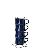 Dansk - Kobenstyle Espresso Cup S/4 w/ Rack