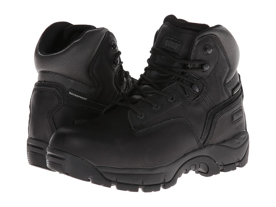 Magnum Precision Ultra Lite II Waterproof Composite Toe (Black) Men