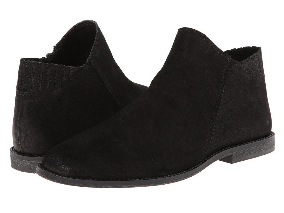 Kenneth Cole Reaction - Vin Win (Black Leather) Womens Shoes