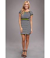 Yumi - Nautical Stripe Knit Dress