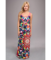 Yumi - Kaleiodoscope Maxi Dress