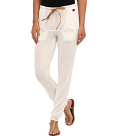 Peace Love World - I Am Love White Boheme Euro Pant