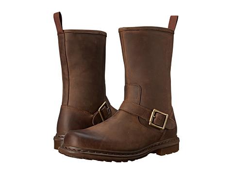 Dr. Martens Falan Zip Rig Buckle Boot