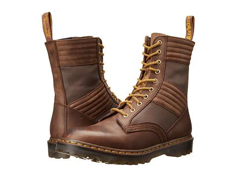 dr martens baden high jungle boot aztec rugged
