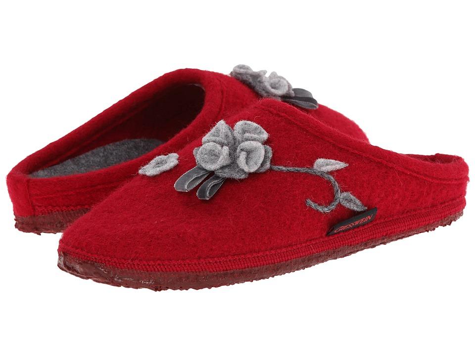 Giesswein Andrea Kirsch Womens Slippers