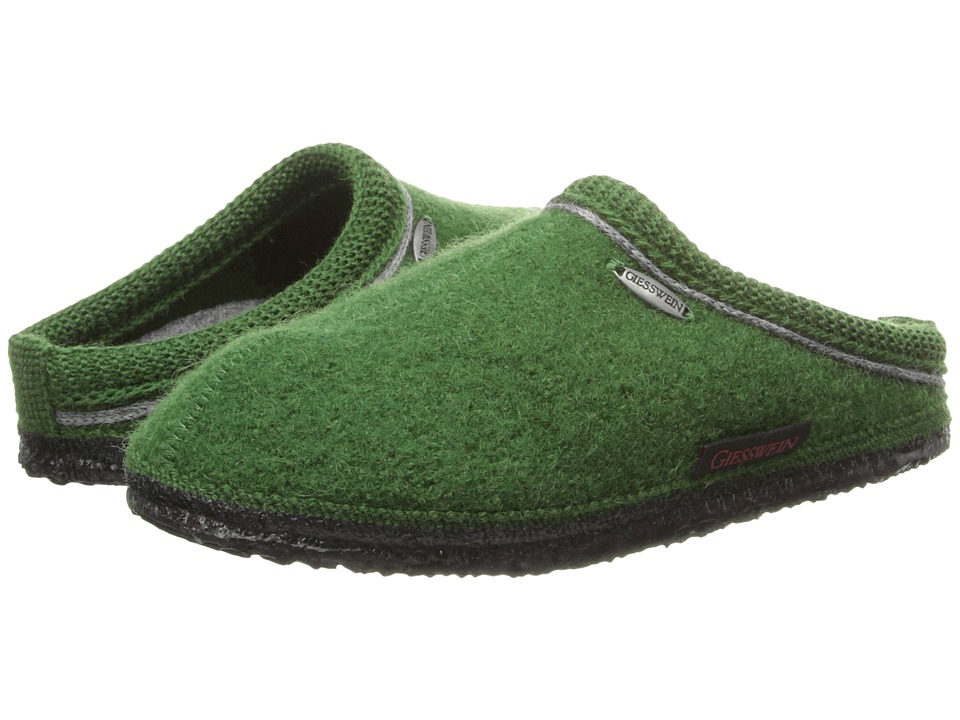 Giesswein Ammern Classic Avocado Slippers