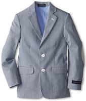 Tommy Hilfiger Kids - Seersucker Stripe Jacket (Big Kids)