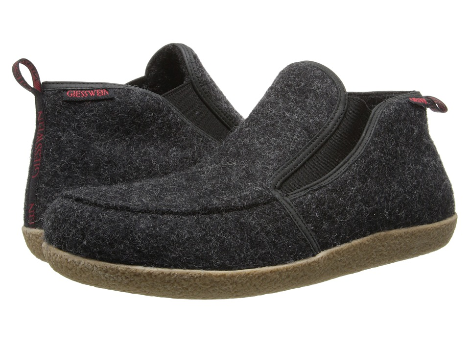 Giesswein Alp Charcoal Slippers