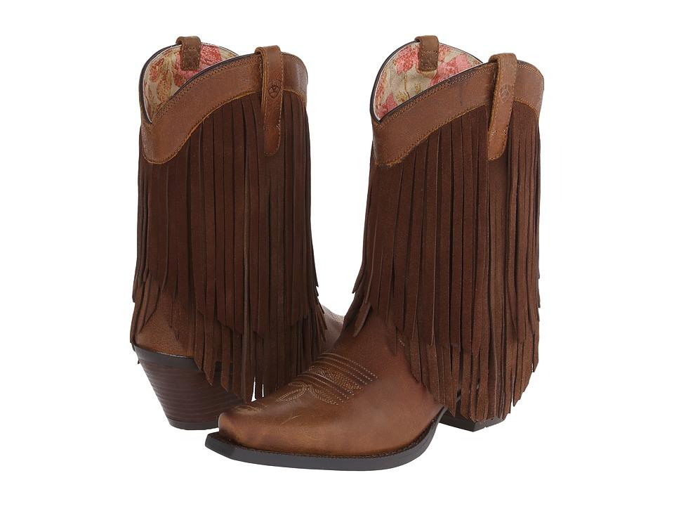 Ariat - Gold Rush (Terra Brown) Womens Boots