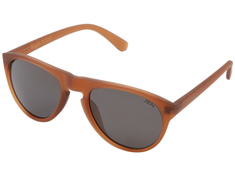 Zeal Optics Memphis - Russet w/ Polarized Dark Grey Lens