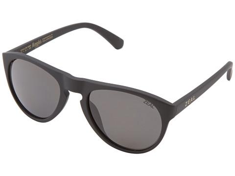Zeal Optics Memphis - Matte Black w/ Polarized Dark Grey Lens