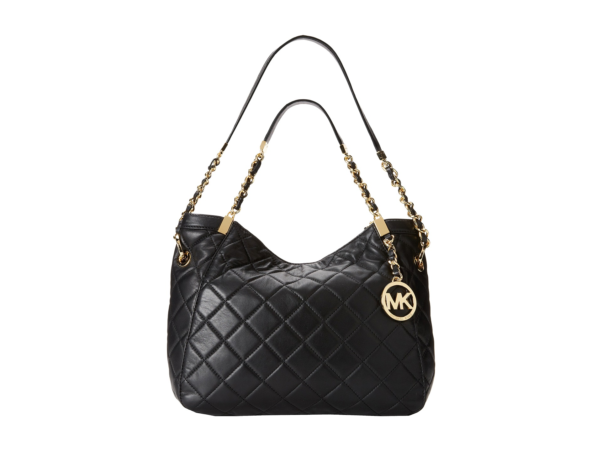 Medium Susannah Quilted Shoulder Bag 64
