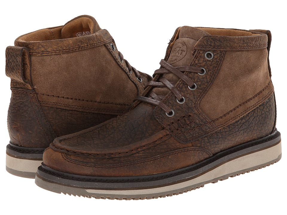 Ariat - Lookout (Earth/Stone Suede) Mens Boots