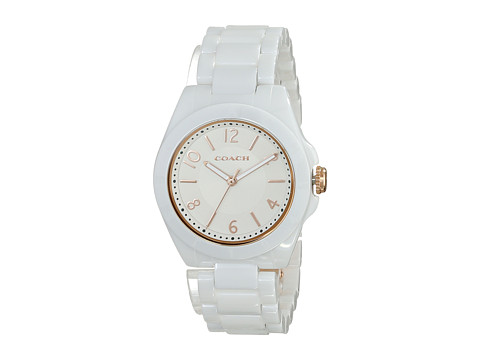 COACH Tristen 32MM Ceramic Bracelet Watch
