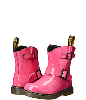 Dr. Martens Kid's Collection - Nisha Engineer Calf Boot (Toddler)