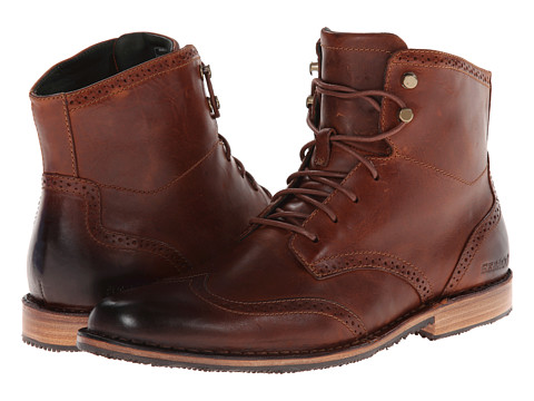 Sebago Hamilton - Light Brown Leather