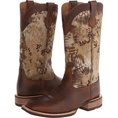 Quickdraw Kryptek (Earth/Highlander) Cowboy Boots