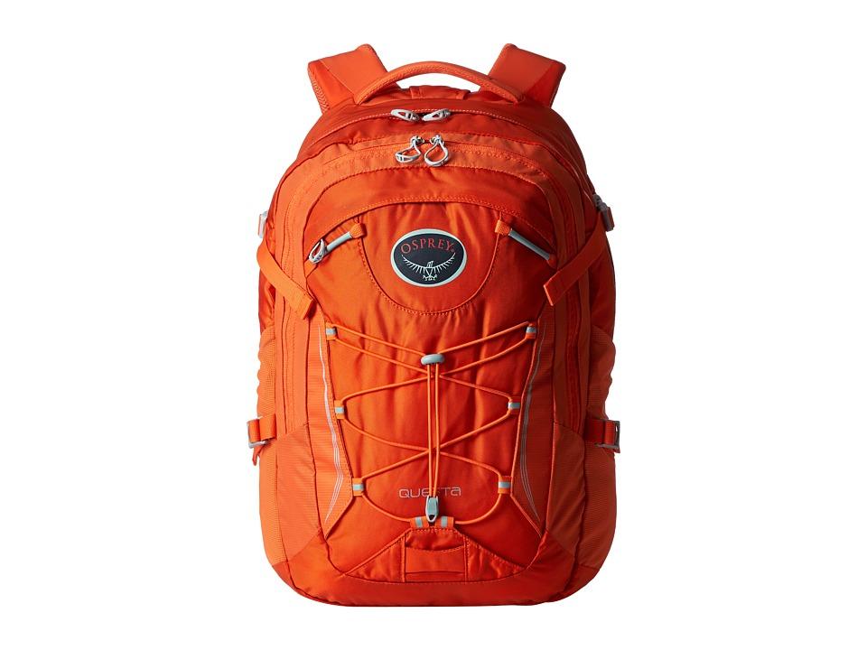 Osprey Questa Pack Candy Orange Backpack Bags
