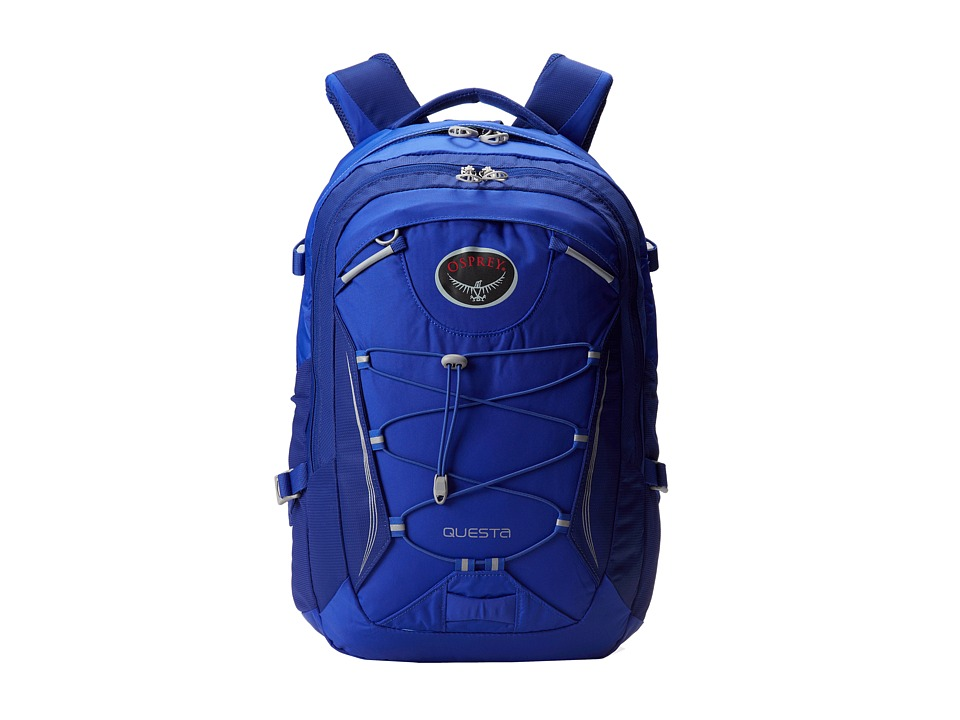 Osprey Questa Pack Sapphire Blue Backpack Bags