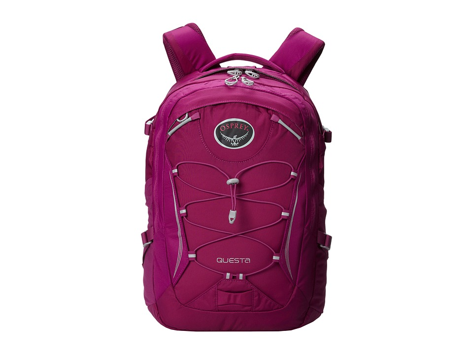 Osprey Questa Pack Pomegranate Purple Backpack Bags