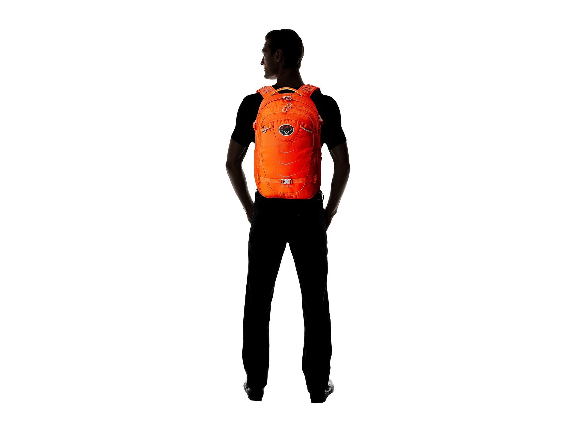 Osprey womens leather gloves - Osprey Ellipse Pack Habanero Orange Zappos Com Free Shipping Both Ways