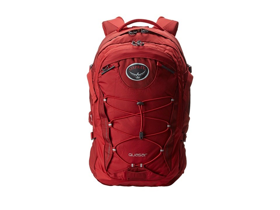 Osprey Quasar Pack Phoenix Red Backpack Bags
